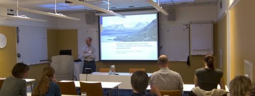 Richard Ottvall berättar
